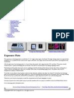Kirlian Photography - Exposure Plate