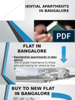 New Luxury Flat In Bangalore