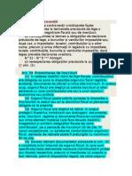 contraventii CPF