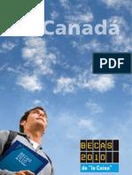 Becas La Caixa para estudiar en Canadá