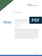 Cloud Testing vs Testing Cloud