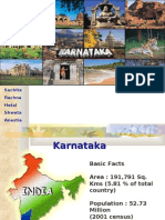 Project on Karnataka