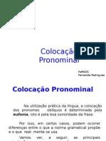 Colocação Pronominal (1)