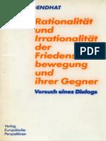 1983 Rationalität Und Irrationalität Der Friedensbewegung_BOOK