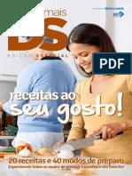 Revista Mais DS Edição Especial - Receitas Ao Seu Gosto!