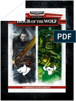 Sanctus Reach - Supplement - Hour of the Wolf