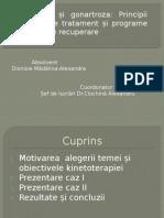 Coxartroza și gonartroza