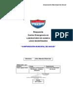 Respuesta Ante Emergencia Laboratorio - Liceo Bicentenario