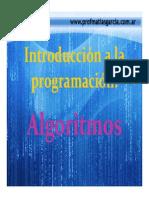 Algoritmos (FF)