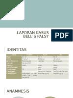 PPT Case Bell's Palsy