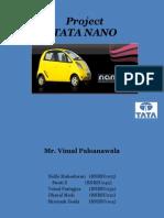 Project TATA NANO