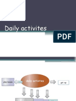 Daily Activites