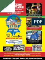Wayne County Fair 080515