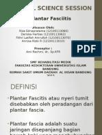 Css Plantar Fasitis