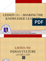 Lesson 111 - English
