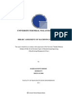 CONTOH REPORT-HIRARC Assesment of Machining Process - 24 Pages