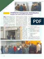 Ferneto inaugurou instalações em Lisboa