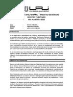 Programa Derecho Tributario 2015 %282%29