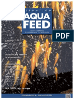 International Aquafeed - July | August 2015 FULL EDITION
