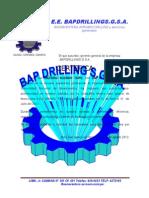 Certificado  BAPDRILLINGS.G.S.a.-bueNAVENTURA ACROBEN DRILLING y Servicios Generales-Mina San Ignacio de Morococha.....