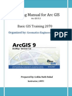 GIS learning