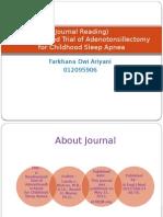 Journal Reading Hana