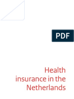 Health Insurance in the Netherlands