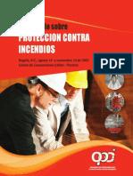 Folleto Diplomado en Proteccion Contra Incendios (Bogotá)