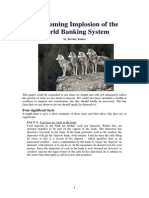 The Coming Implosion of the World Banking System