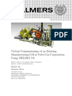 Delmia Robotics at Volvo