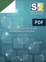 SEA (2015) - Estado de Situacion de Las Autonomias Tomo II