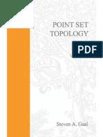 Point Set Topology