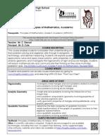 mpm2d course outline 2015 cstewart