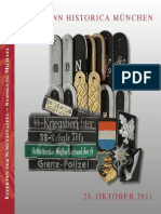 Effekten Der Shutzstaffel - Insignia of the Shutzstaffel (Auktion #63)