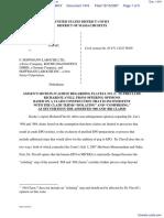 Amgen Inc. v. F. Hoffmann-LaRoche LTD et al - Document No. 1416