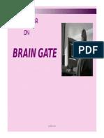 Braingate-ppt