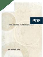 Fundamentos Administração_Fev2010_Apostila