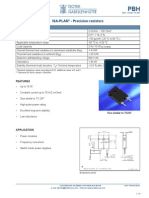 Datasheet Psb r120-1L1