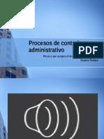Procesos de Control Administrativo