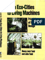 Eco Cities to Living Machines