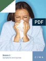 2 Symptoms Injuries