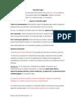Garantía Legal Sernac CHILE