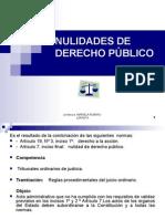 Nulidad de Derecho Público.diapos