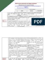 Rubrica Trabajo Individual 2015ps-I
