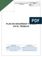 Plan de Seguridad y Salud en El Trabajo Cosesa