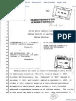 Ticketmaster LLC v. RMG Technologies Inc et al - Document No. 57