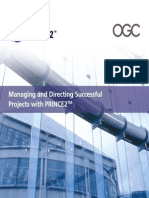Prince 2 Managing Projects