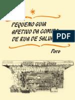 Guia Comida de Rua Salvador Bahia