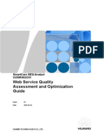 SmartCare SEQ Analyst V200R002C01 Web Service Quality Assessment and Optimization Guide