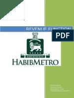 Revenue Report 1